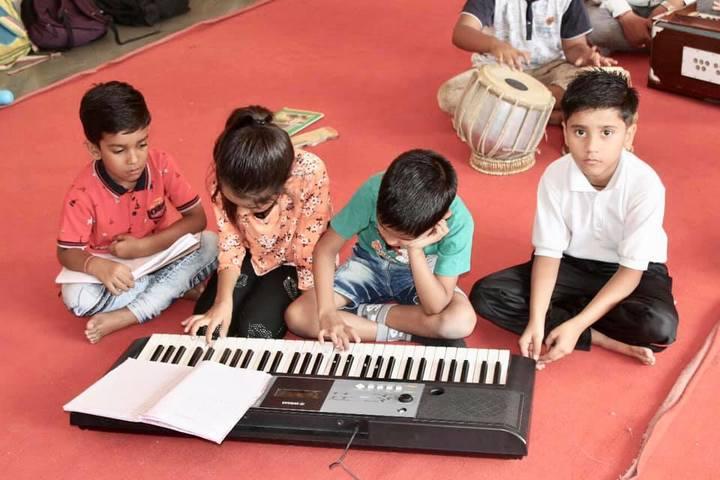 All Saints School- Music Room