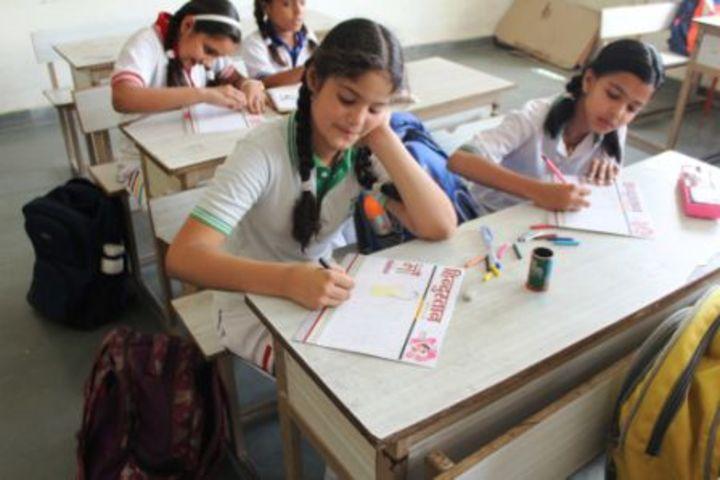 All Saints School-Classrooms
