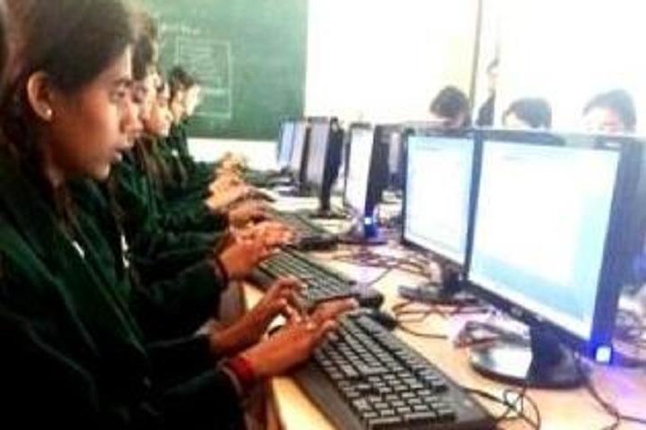 All Saints School-Computer Lab