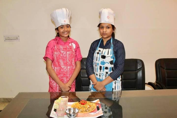 All Saints School-Culinary  Art