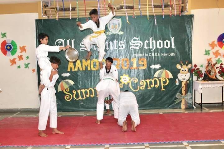 All Saints School-Martial Arts