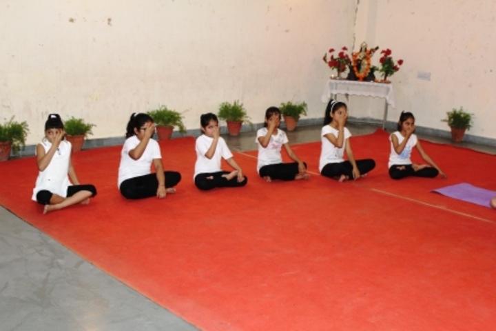 All Saints School-Yoga