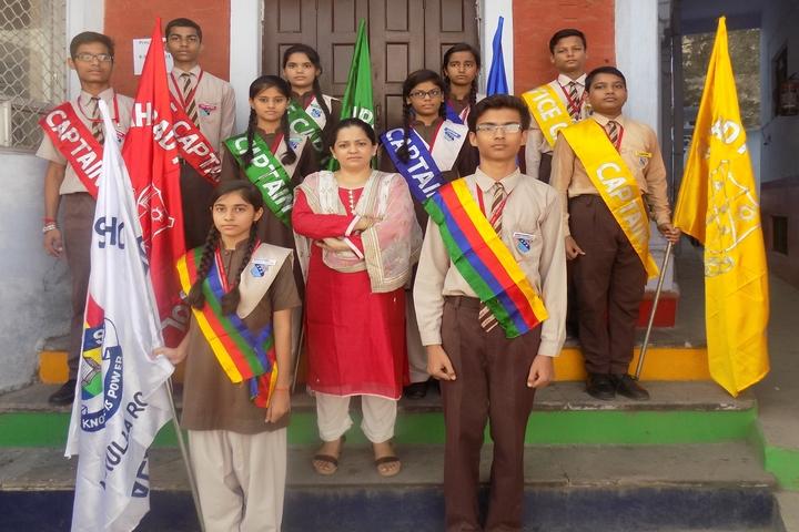 Allahabad Public School - Invetiture Ceremony