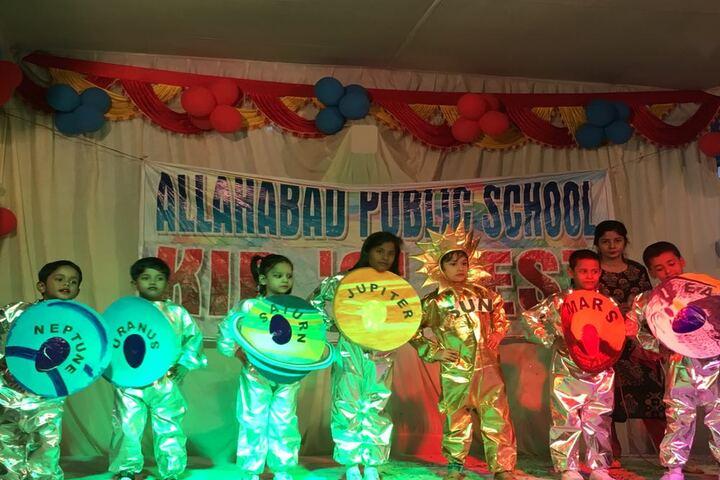 Allahabad Public School - Kid O Fest