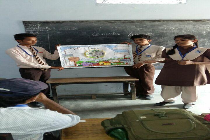 Allahabad Public School - Presentation Day