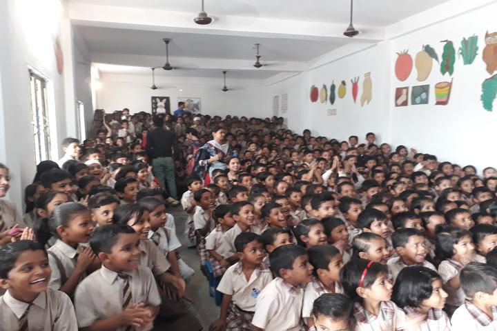 Allahabad Public School - Puppet Show