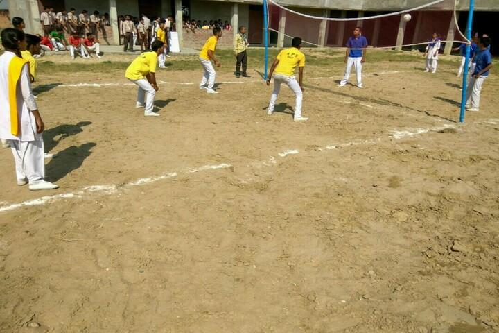 Allahabad Public School - Volley Ball  Championship