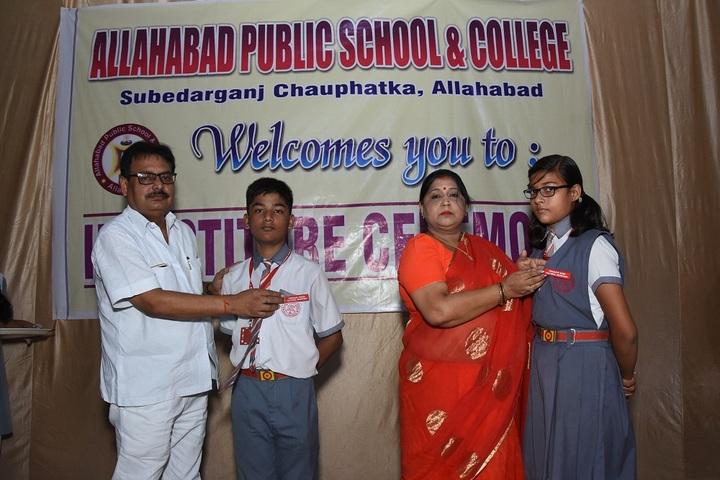 Allahabad Public School - Van Mahotasav