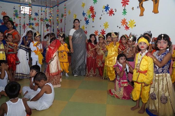 Allahabad Public School-Fancy Dress