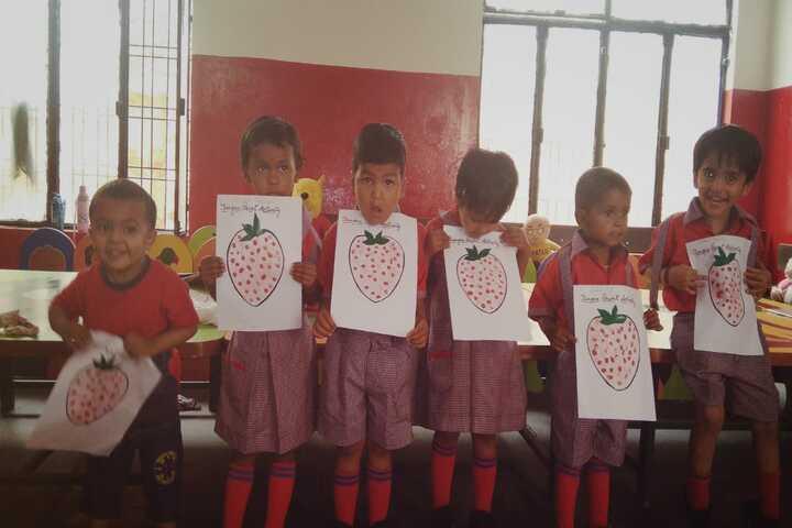 Allahabad Public School  College -  KG Activity Day