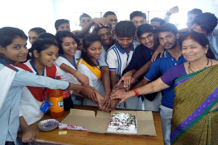 Allahabad Public School College -  Childrens Day Celebrations