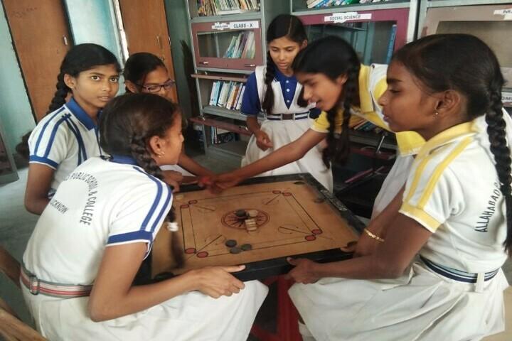 Allahabad Public School College - Carroms