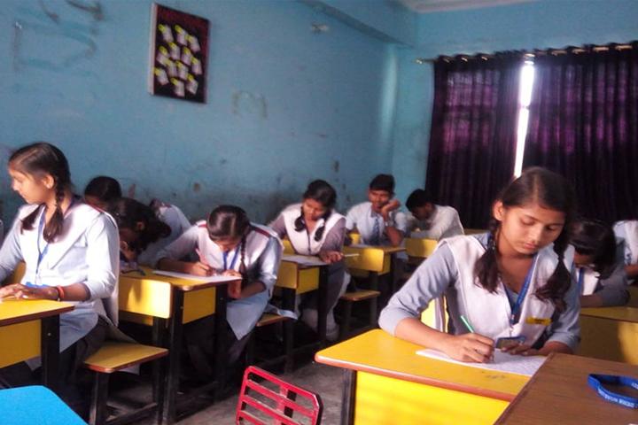 Allahabad Public School College - Classrooms