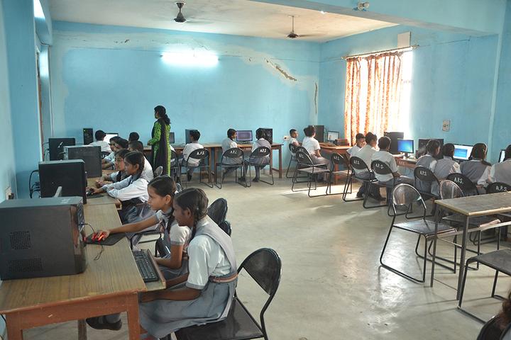 Allahabad Public School College - Computer Lab