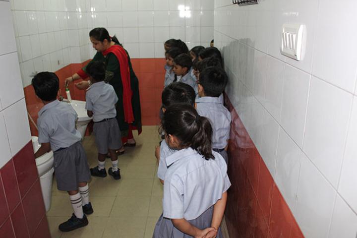 Allen House Public School - Cleanliness