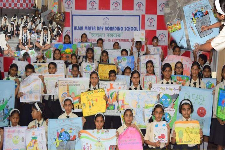 Alma Mater Day Boarding - Swach Pakhwada
