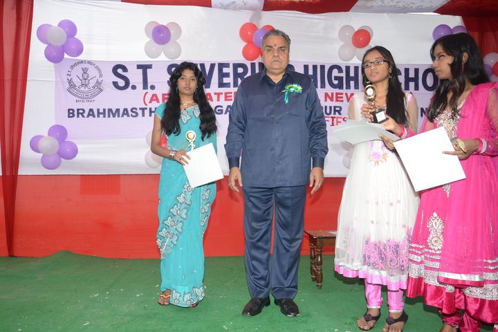 S T SeverinS High School-Achievements