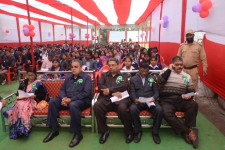 S T SeverinS High School-Annual Day