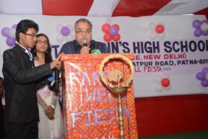 S T SeverinS High School-Guest Speech