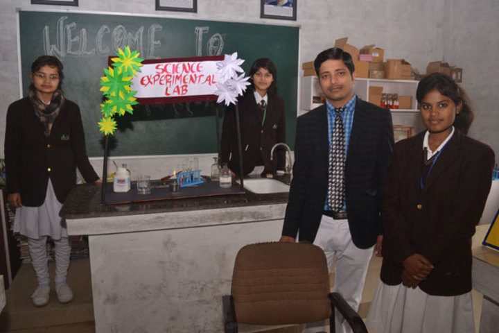 Alphine International School - Science Experimental Lab
