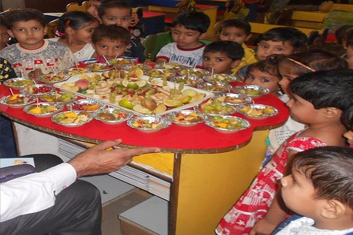 Alphine International School-Canteen