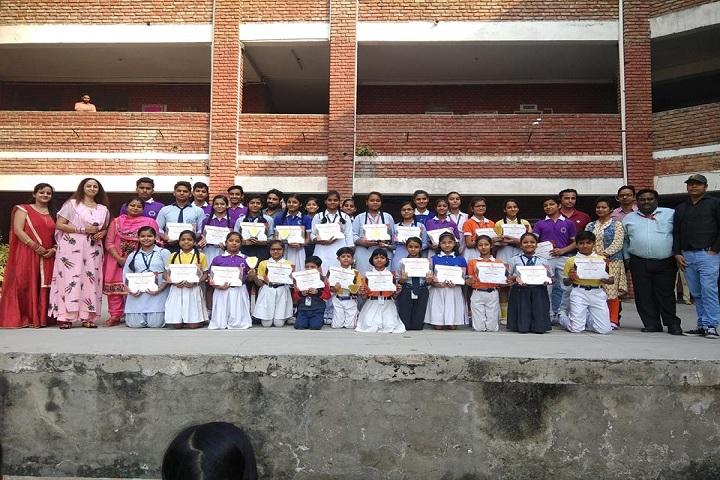 ALPINE PUBLIC SCHOOL-Award Winners