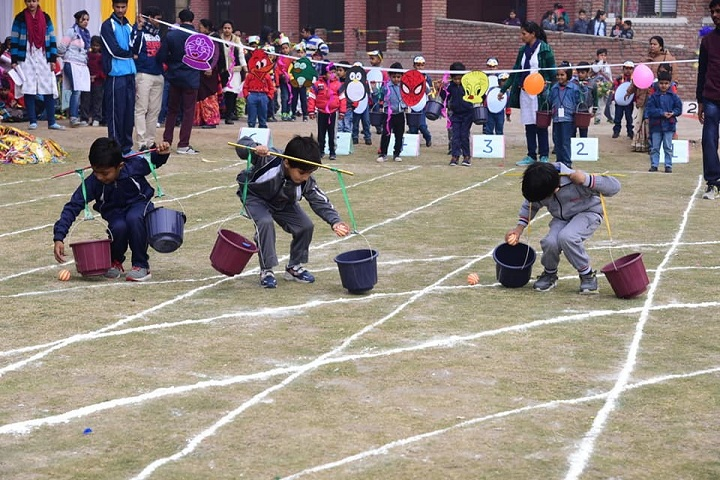 Alpine Public School-Games