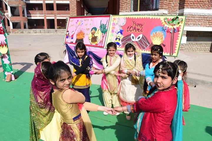 Alpine Public School-Lohiri Celebrations