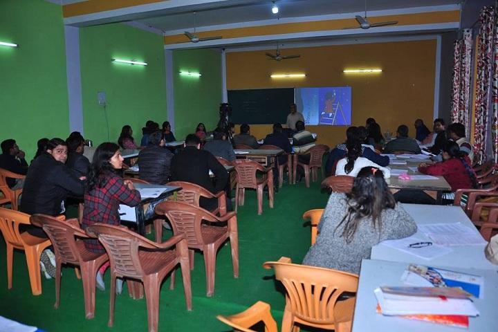 ALPINE PUBLIC SCHOOL-Workshop