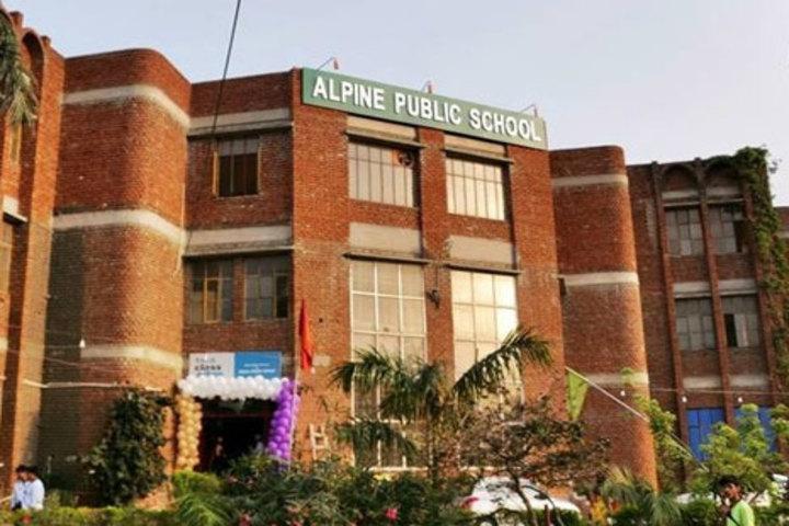 Alpine Public School-School View