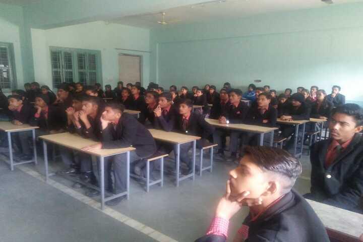 Alphine Public School - Pariksha Pe Charcha