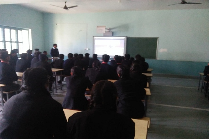 Alphine Public School-Smart Classes