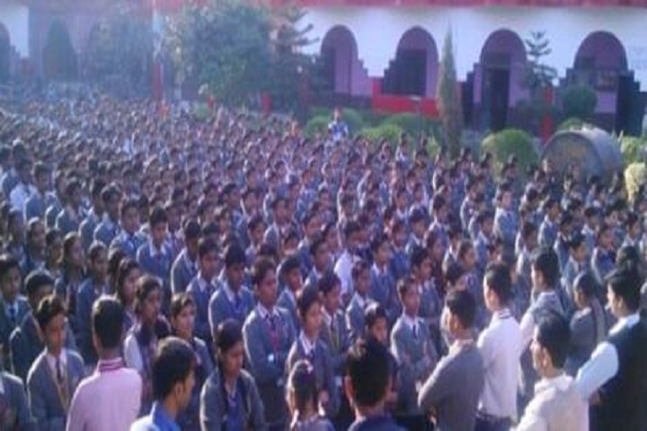 Amar Deep School -Morning Assembly