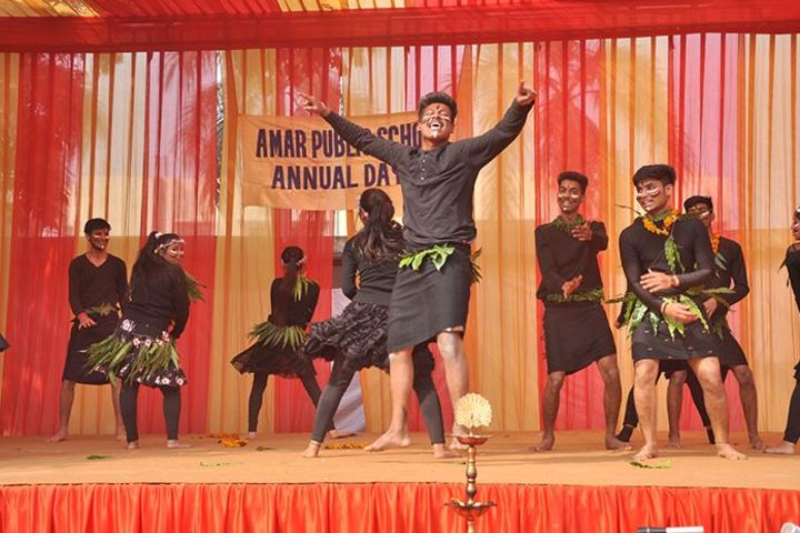 Amar Public School - Annual Day Celebrations