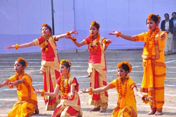 Amar Public School - Bhartanatyam