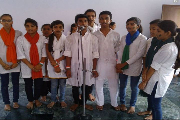 Amar Public School - Independence Day Celebrations