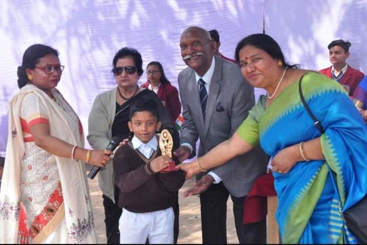 Amar Public School - Prize Distribution