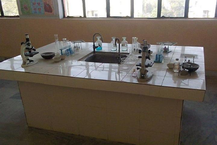 Amar Public School-Chemistry Lab