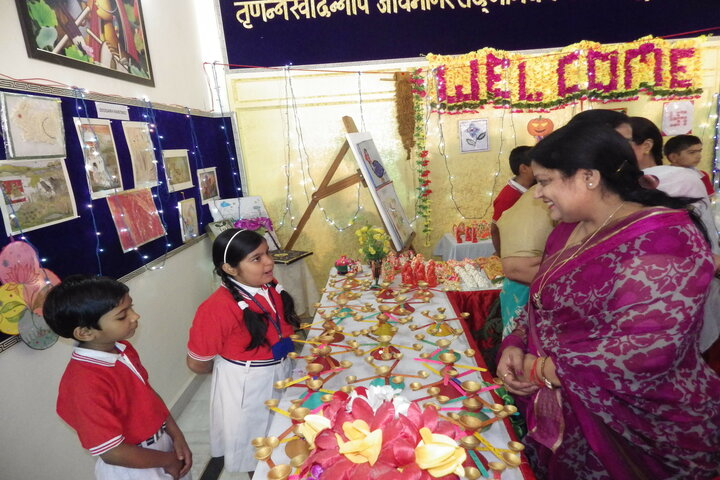 Amarnath Vidya Ashram Senior Secondary School - Exhibhition