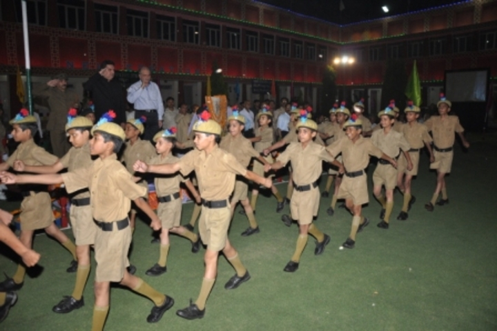 Amarnath Vidya Ashram Senior Secondary School -Scouts And Guides