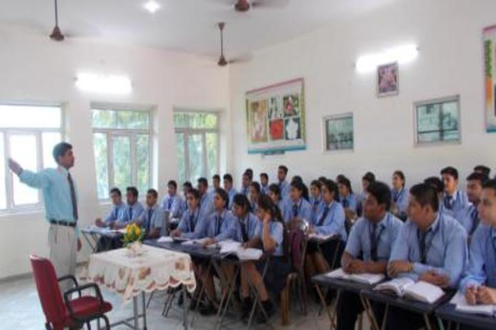 Amarnath Vidya Ashram Senior Secondary School-Classroom