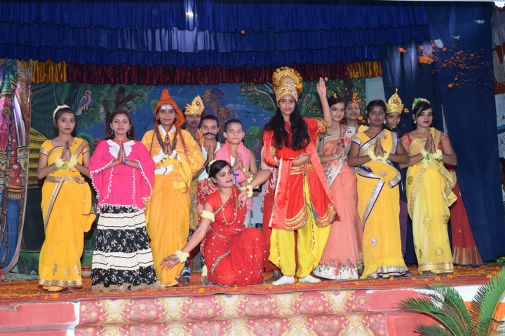 Ambika Devi High School-Drama