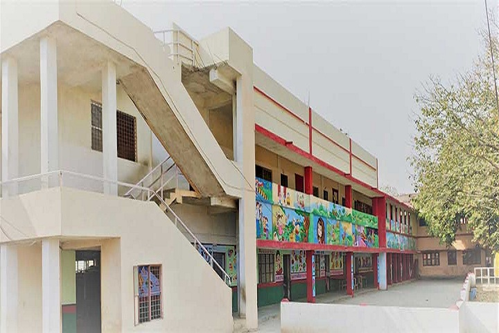 Ambika Devi High School-School View