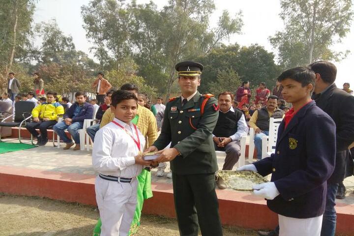 Ambika Prasad Memorial Public School - Awards Ceremony