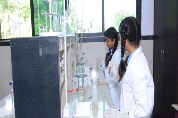 Ambika Prasad Memorial Public School - Chemistry Lab