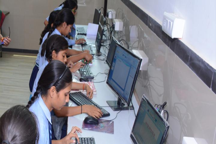 Ambika Prasad Memorial Public School - Computer Lab