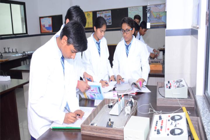 Ambika Prasad Memorial Public School - Physics Lab