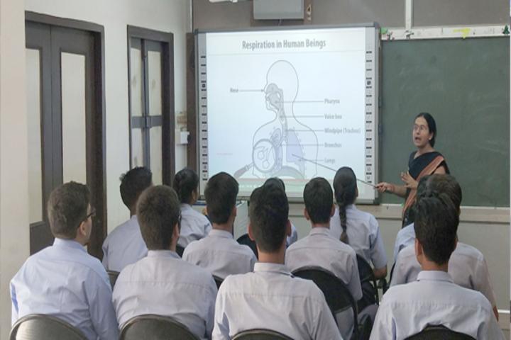 Ambika Prasad Memorial Public School - Smart Classrooms