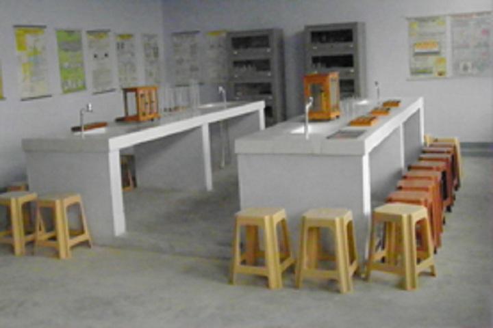 Ambika Public School - Biology Lab