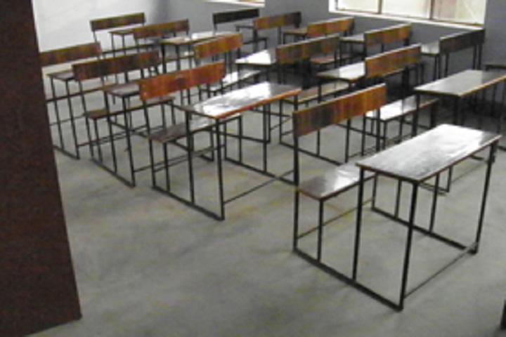 Ambika Public School - Classrooms